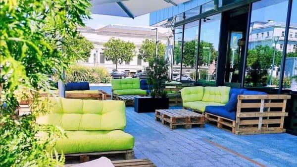 Notre belle terrasse - Le Parvis, Mulhouse