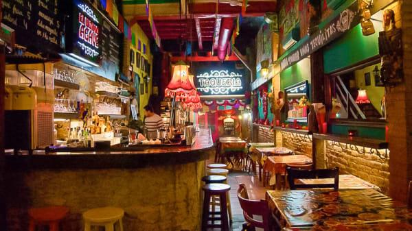 Vista interior - El Último Agave, Barcelona