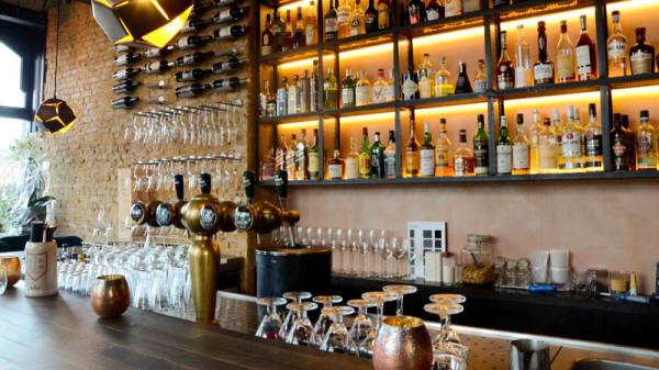 Het restaurant - Cotazur, de culinaire bistro van Rotterdam, Rotterdam