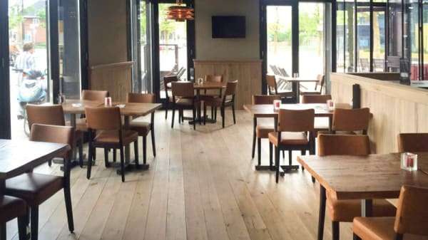 restaurantzaal - Grand Café Cheers, Diemen