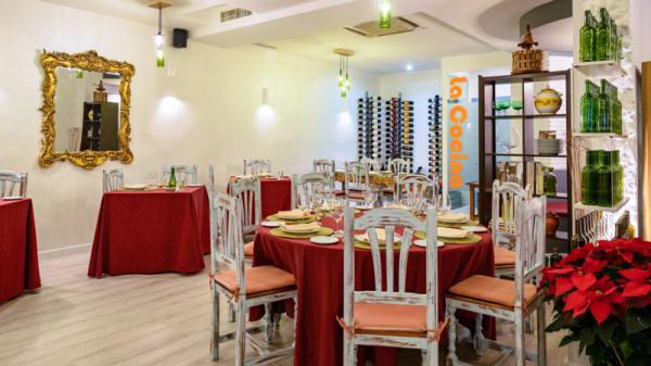 Sala del restaurante - La Cocina, Estepona