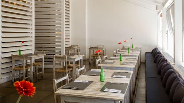 Espaço1 - Confraria do Camarão, Brasília