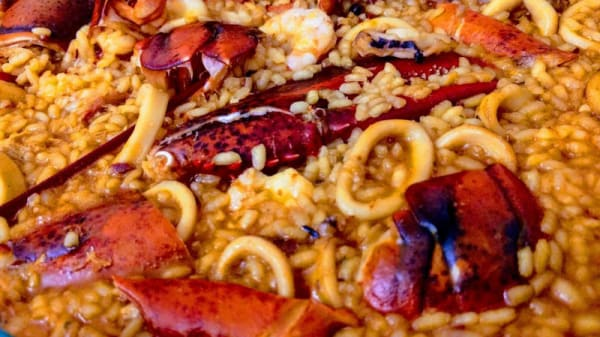Sugerencia del chef - Mercahonda, Toledo