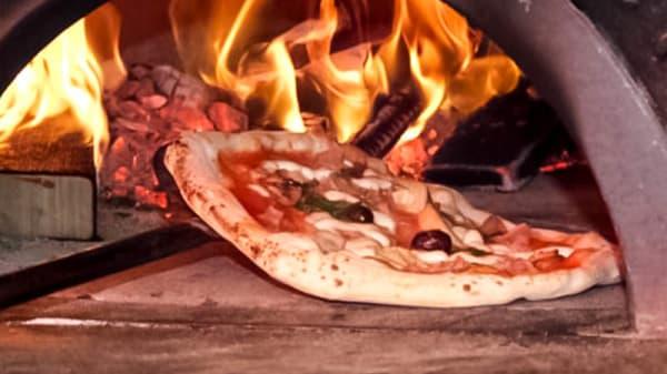 pizza al forno - Totò Sapore Agropoli, Agropoli