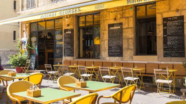 Terrasse - Georges, Marseille
