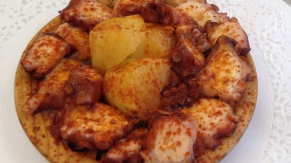 Sugerencia del chef - Mendata Berria, Bilbo