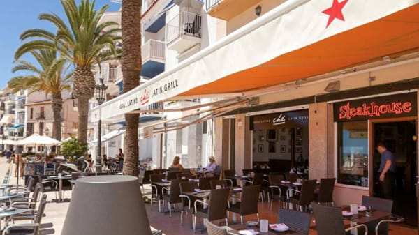 Terraza - Che latin grill, Sitges