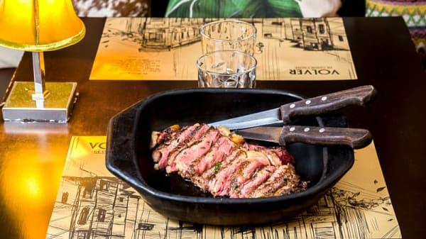 Sugestão do chef - Volver de Carne Y Alma, Lisbon