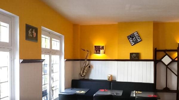 salle à l'étage - C'est Bon C'est Belge - La Terrasse, Brussels