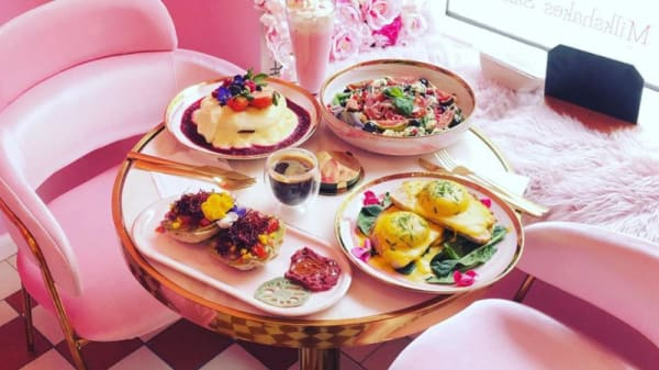 Suggestion du Chef - The Pink Company, Stockholm