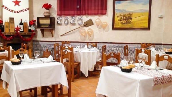 Vista de la sala - La Carreta Grill, Fuengirola