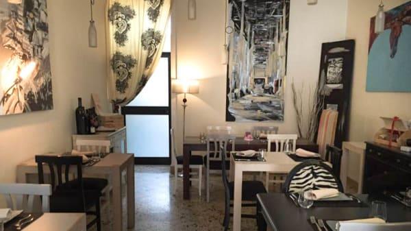 La sala - Cucina Settantuno, Battipaglia