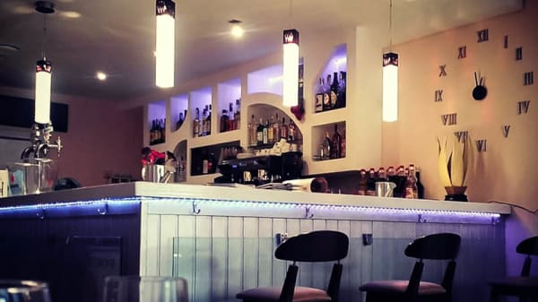Vista sala - Aparicio's, Granada