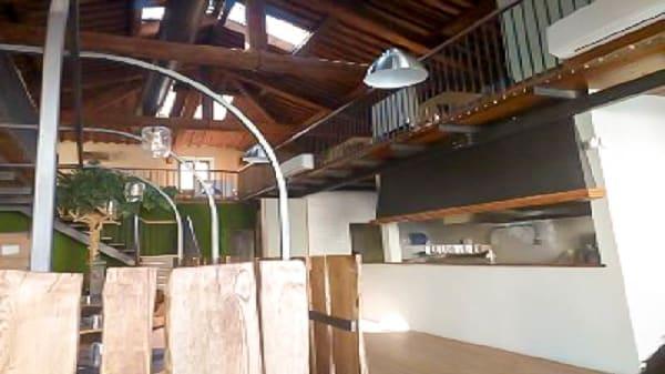Veduta dell interno - The Chicken Farm, Lucca