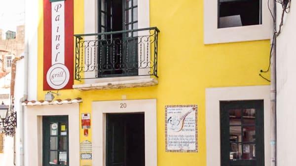 Fachada - Painel, Lisboa