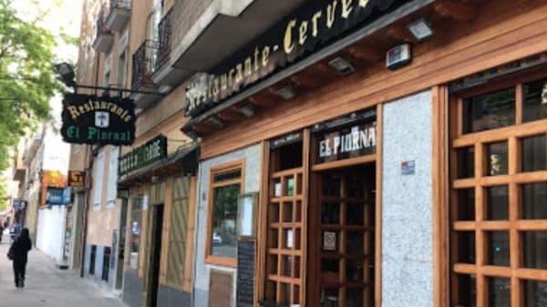 1 - El Piornal, Madrid