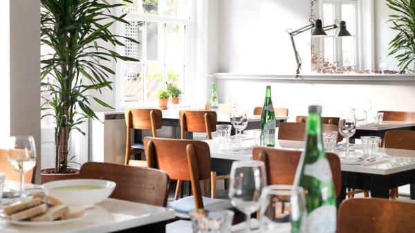 Restaurant - Hemelse Modder, Ámsterdam