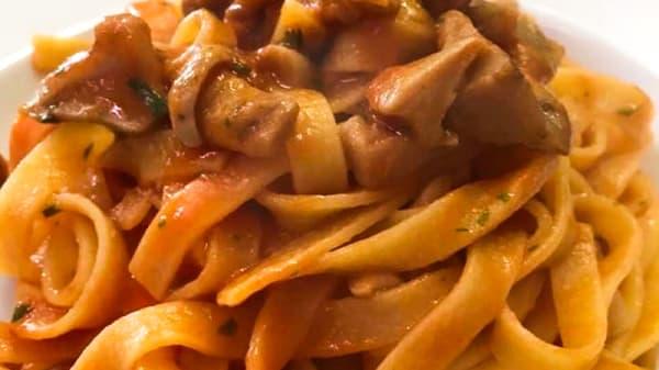 Piatto - Trattoria Da Berto, Corniglio