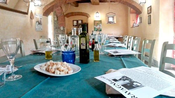 Particolare tavolo - Ravagni Since1421, Anghiari