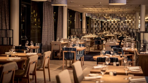 Het restaurant - Bowery, Schiphol