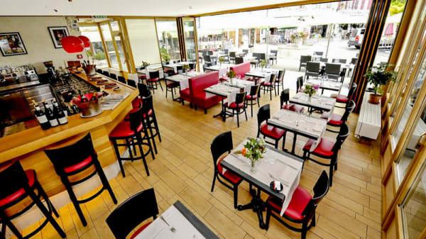 Vue salle - Brasserie de Rive, Nyon