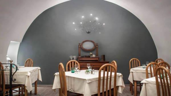 Vista sala - Ristorante Pizzeria dell'Angelo, Predore