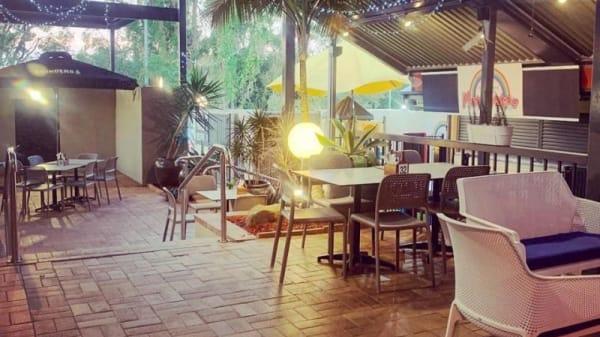 The Newnham Hotel Restaurant, Upper Mount Gravatt (QLD)