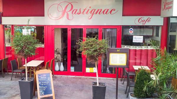 la façade - Rastignac, Courbevoie