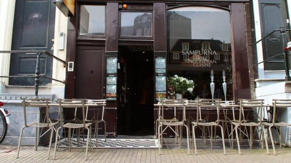 Sampurna, Amsterdam