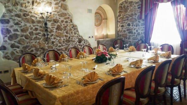 Sala ristorante - Villa Torre Antica, Atena Lucana