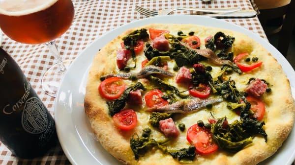 Pizza - Chez Jo, Bari
