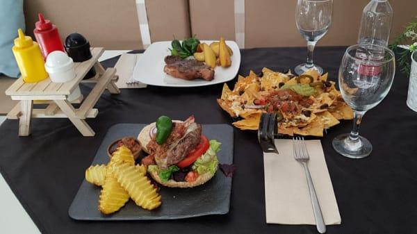 Sugerencia de plato - White Moon Restaurant, Valencia