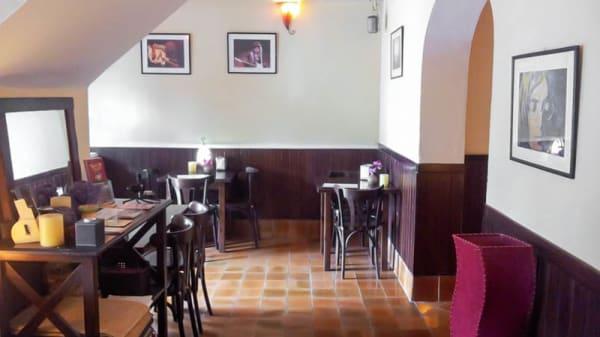 Vista sala - Mistic Resto Bar, Palma de Mallorca