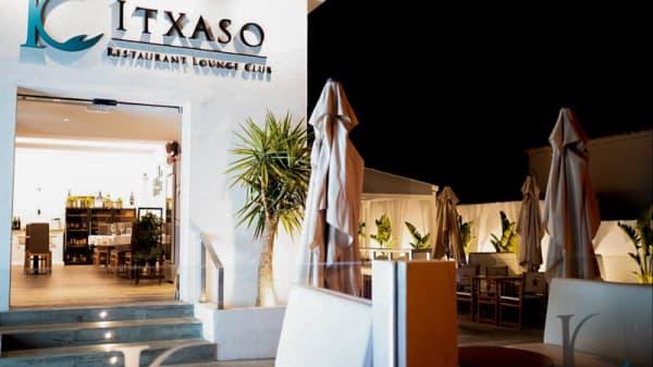 Terraza - Itxaso Restaurant Lounge Club, Castelldefels