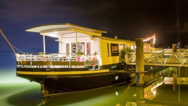 Le bateau - Le Piano Barge, Vannes