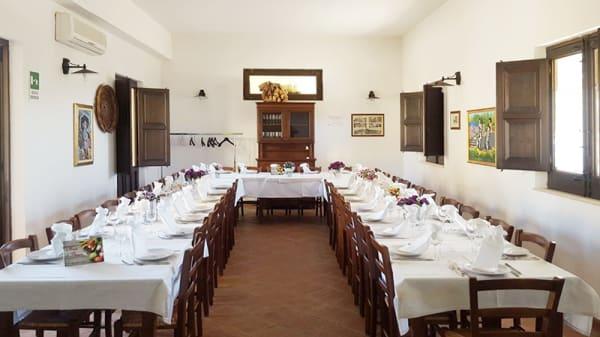Sala - Agriturismo Il Casale delle Rose, Caltagirone