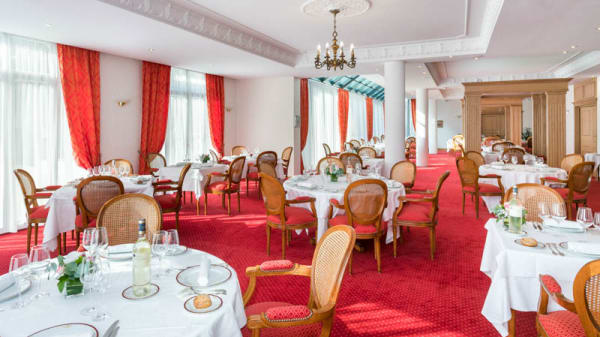 Salle du Restaurant Le Médicis - Le Médicis, Puteaux