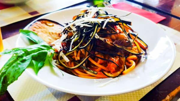 Suggerimento dello chef - Satrico Osteria, Latina