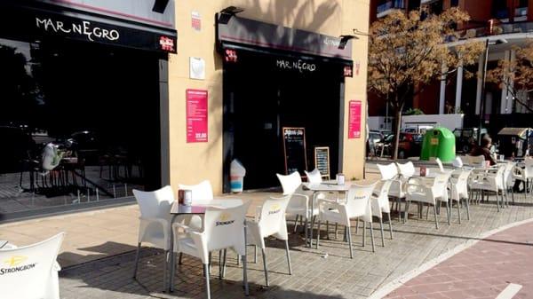 Terraza - Mar Negro, Valencia