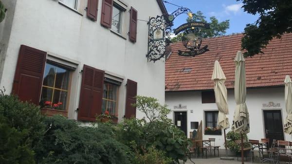 Terrasse - Fischküche Reck, Möhrendorf