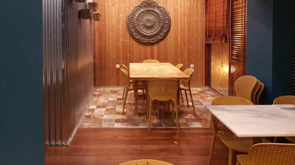 Vista sala - Olivo Ristorante Italiano, Caxias