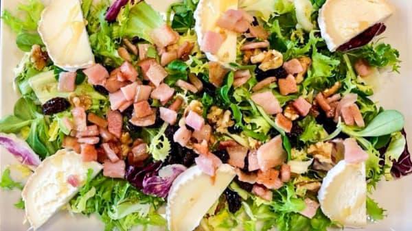 Sugerencia de plato - La Granadella, Paterna