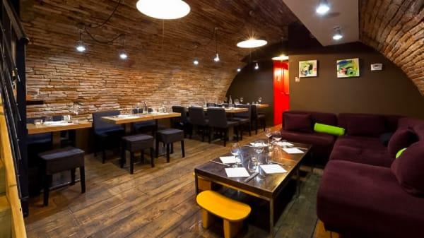 Salle du restaurant - Batbat Carmes, Toulouse