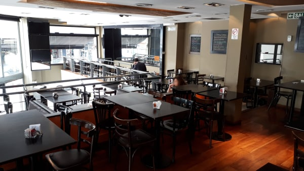 Army Café Restaurant, Buenos Aires
