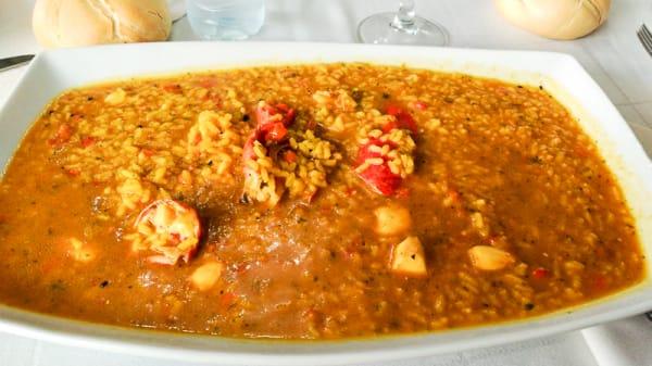 Sugerencia del chef - El Rodado, Boadilla del Monte