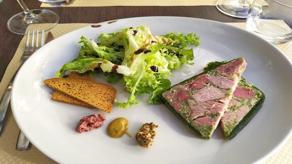 Suggestion de plat - La Tavola Calda, Beaune