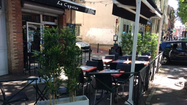 Entrée - Le Cyprien, Toulouse