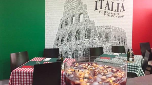 Vista de la sala - Sapori d'Italia, Santa Pola