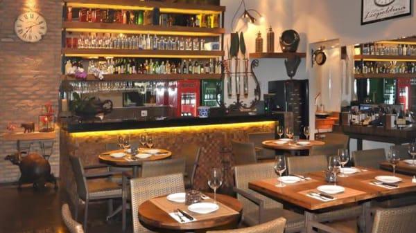 sala do restaurante - Estação Leopoldina, São Bernardo do Campo
