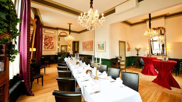 salle - Toucan Brasserie, Ixelles